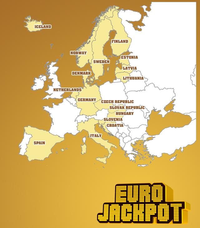 Met deze land moet je concurreren om de grootste jackpot van Europa te winnen