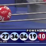 Werknemers winnen Powerball jackpot in Amerika