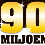 Grootste Eurojackpot ooit valt in Finland