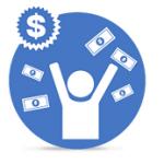 Groepsspelen in loterij en winkans vergroten