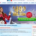 Friesland winnaar van de Postcodekanjer 2018
