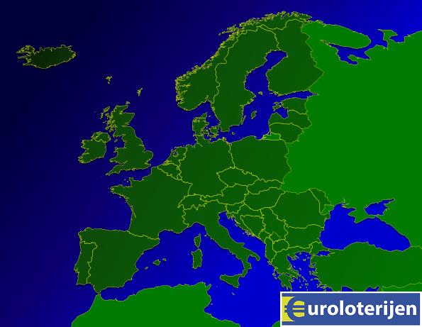 loterijen in europa