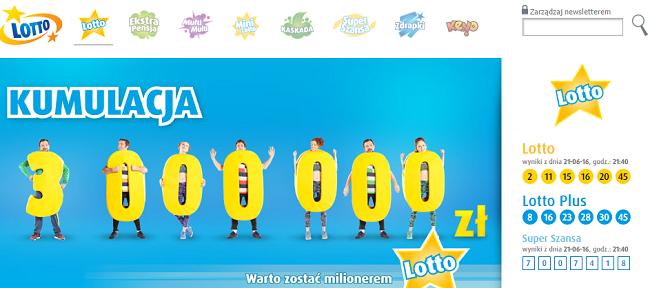 polska lotto