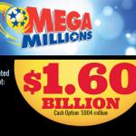 Recordprijs Mega Millions gewonnen in South Carolina